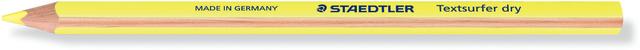Trockentextmarker Textsurfer® dry, Minen-Ø: 4 mm, Schreibf.: gelb