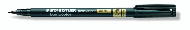 Permanentmarker 319 special, Rsp., S, 0,4mm, Schreibf.: schwarz