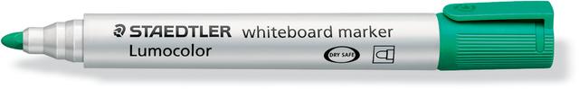 Boardmarker Lumocolor® 351, Rundspitze, 2 mm, Schreibf.: grün