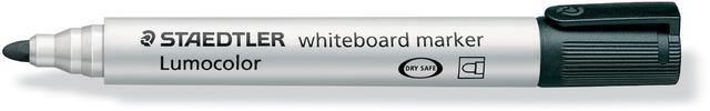 Boardmarker Lumocolor® 351, Rundspitze, 2 mm, Schreibf.: schwarz