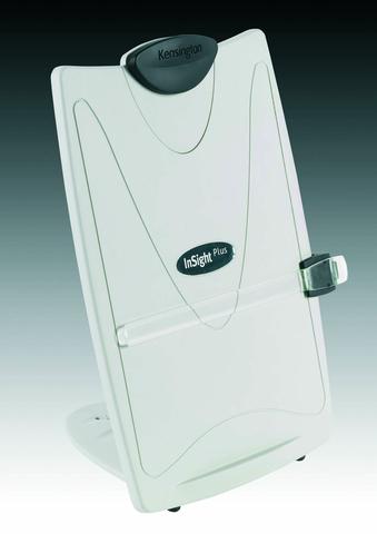 Konzepthalter InSight™ Plus, Fuß, A4, lichtgr