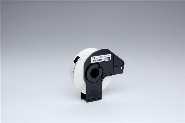 Etikett, Rolle, DK-11203, Register, sk, Papier, 87x17mm, weiß