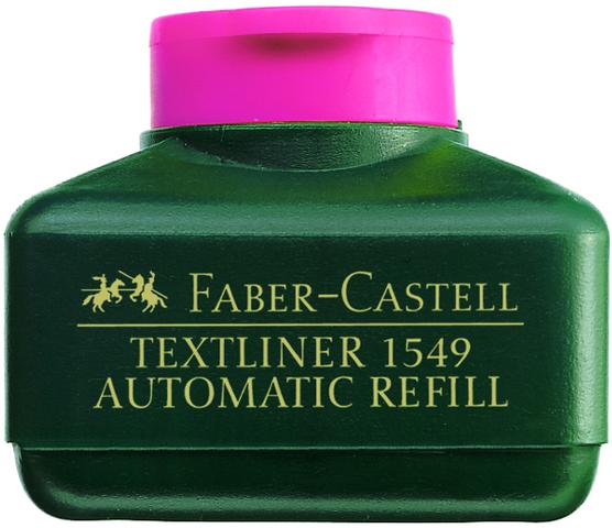 Nachfüllstation 1549, für: Textmarker, Schreibf.: rosa