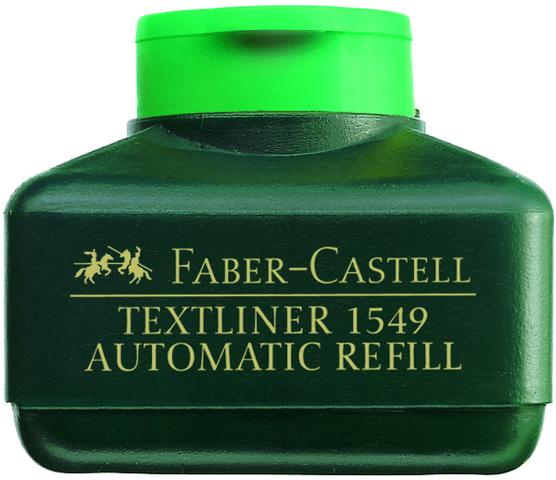Nachfüllstation 1549, für: Textmarker, Schreibf.: grün