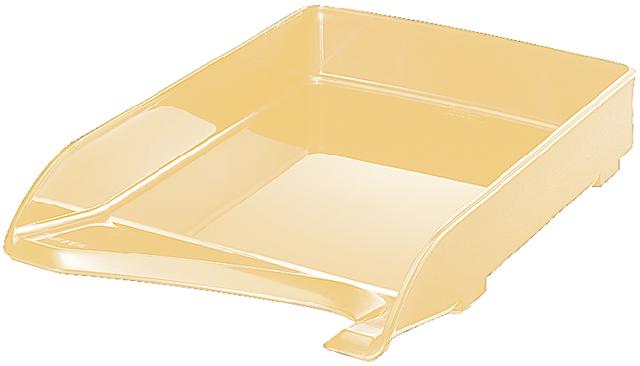 Briefkorb elegant, PS, A4, 244x335x52mm, rauchtop