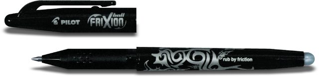 Tintenkuli FRIXION ball BL-FR7, 0,4 mm, Schreibf.: schwarz