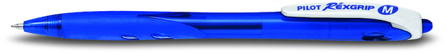 PILOT Kuli BEGREEN, RÉXGRIP BRG-10M, Druckmechanik, M, Schreibf.: blau