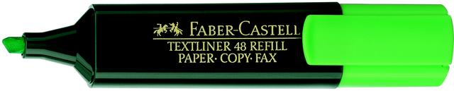 Textmarker 48 REF., Ksp., 1-5mm, Schaft: dkl.gn, Schreibf.: grün