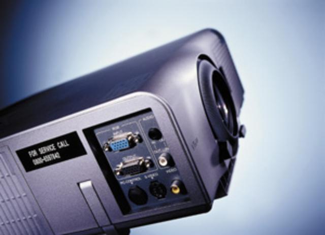 Schriftbandkassette, D1, 19 mm x 7 m, weiß auf schwarz