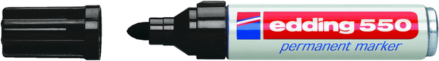 Permanentmarker 550, nachf., Rsp., 3-4mm, Schreibf.: sw