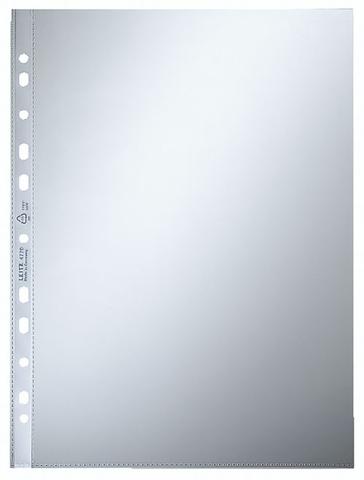 Prospekthülle, PP, A4, 0,08 mm, glasklar, glatt