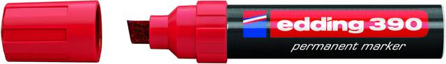 Permanentmarker 390, nachf., Ksp., 4-12mm, Schreibf.: ro