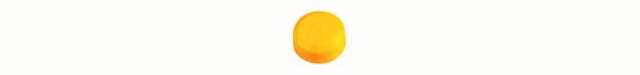 Magnet, rund, Ø: 15 mm, 7 mm, Haftkraft: 170 g, gelb
