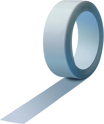 Wandleiste Ferroband, magnetisch, sk, flexibel, 35 mm x 500 cm, weiß
