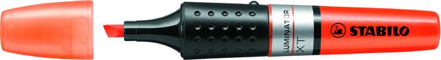 Textmarker LUMINATOR®, Keilspitze, 2 - 5 mm, Schreibf.: orange