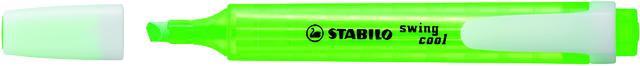 Textmarker swing® cool, Keilspitze, 1-4mm, Schreibf.: grün