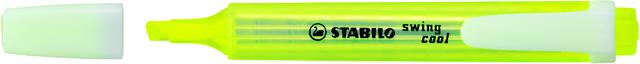 Textmarker swing® cool, Keilspitze, 1-4mm, Schreibf.: gelb