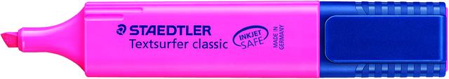 Textmarker Textsurfer classic, Keilspitze, 1-5mm, Schreibf.: pink