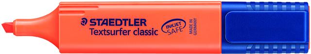 Textmarker Textsurfer classic, Keilspitze, 1-5mm, Schreibf.: orange