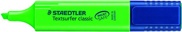 Textmarker Textsurfer classic, Keilspitze, 1-5mm, Schreibf.: grün