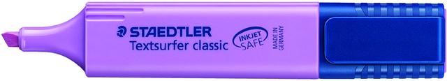 Textmarker Textsurfer classic, Keilspitze, 1-5mm, Schreibf.: violett