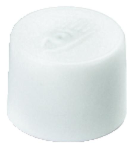 Magnet, rund, Ø: 10 mm, Haftkraft: 150 g, weiß