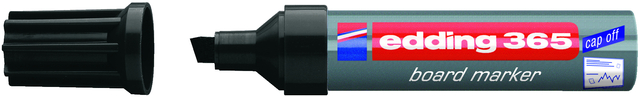 Boardmarker 365, nachf., Ksp., 2-7mm, Schreibf.: sw