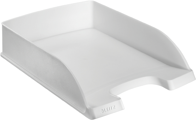 Briefkorb Standard Plus, PS, A4, 255 x 357 x 70 mm, weiß