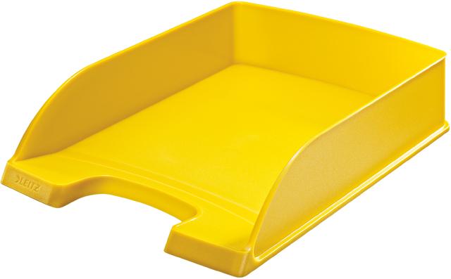 Briefkorb Standard Plus, PS, A4, 255 x 357 x 70 mm, gelb