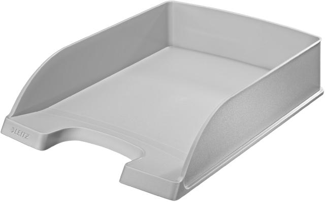 Briefkorb Standard Plus, PS, A4, 255 x 357 x 70 mm, grau