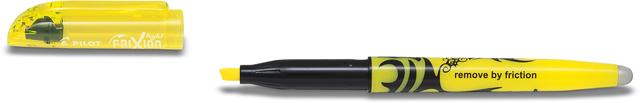 Textmarker FRIXION light SW-FL, Keilspitze, 3,8 mm, Schreibf.: gelb