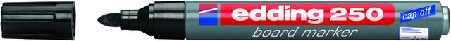 Boardmarker 250, nachfüllbar, Rundspitze, 1,5-3 mm, Schreibf.: schwarz