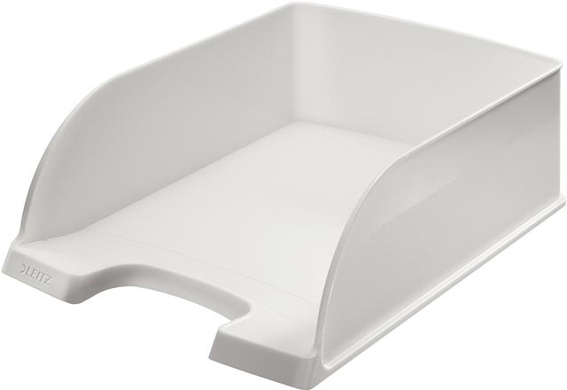 Briefkorb Jumbo Plus, PS, A4, 255 x 360 x 103 mm, weiß