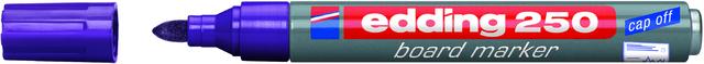 Boardmarker 250, Einweg, Rundspitze, 1,5-3 mm, Schreibf.: violett