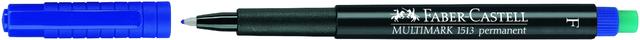 OH-Stift MULTIMARK, F, permanent, 0,6mm, Schreibf.: blau