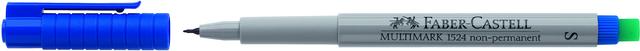 OH-Stift MULTIMARK, S, non-permanent, 0,4mm, Schreibf.: blau