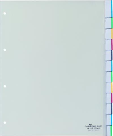 Register, blanko/0-10, A4+, ü, 10Bl., tr