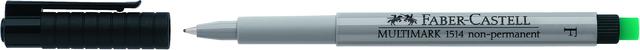 OH-Stift MULTIMARK, F, non-permanent, 0,6mm, Schreibf.: schwarz