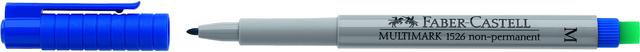 OH-Stift MULTIMARK, M, non-permanent, 1mm, Schreibf.: blau