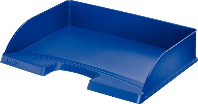 Briefkorb Standard Plus quer, PS, A4+, 363 x 273 x 70 mm, blau