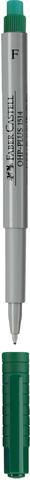 OH-Stift MULTIMARK, F, non-permanent, 0,6mm, Schreibf.: grün