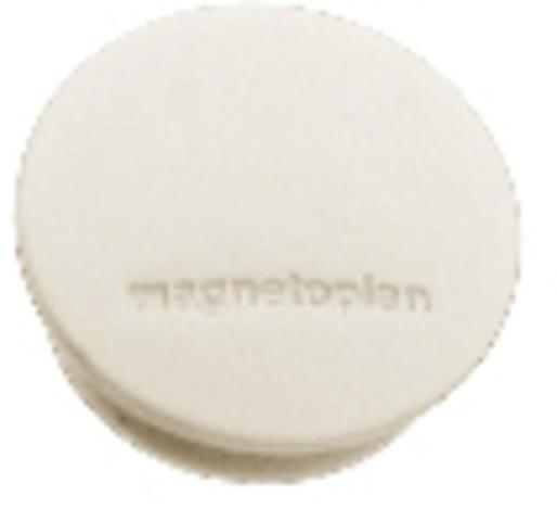 Magnet Discofix junior, Ø: 34mm, weiß