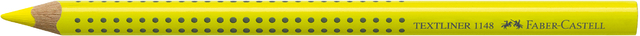 Trockentextmarker DRY 1148, Schreibf.: gelb