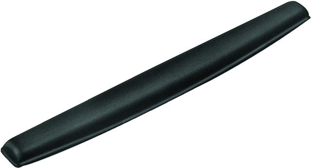 Handgelenkauflage Memory Foam, Schaumstoff, für Tastatur, schwarz