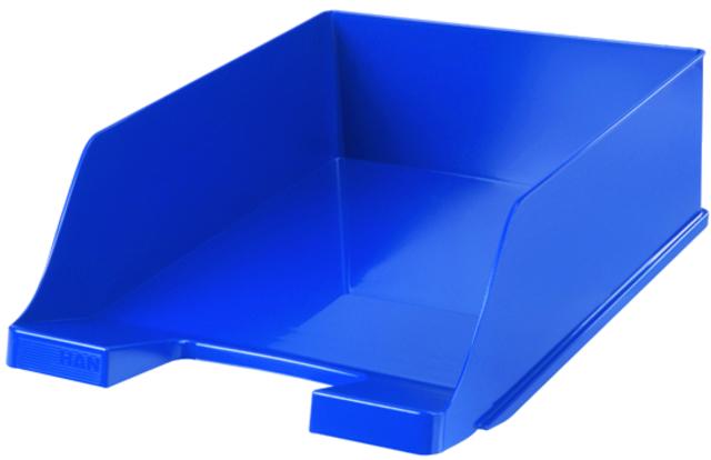 Briefkorb XXL, PS, C4, 255x348x105mm, blau