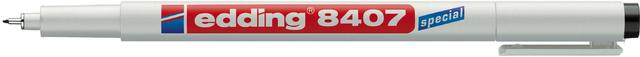 Kabelmarker 8407, Rundspitze, 0,3 mm, Schreibf.: 4er sortiert