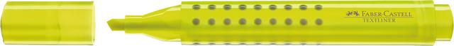 Textmarker, GRIP TEXTLINER, Keilspitze, 1/2/5mm, Schreibf.: gelb