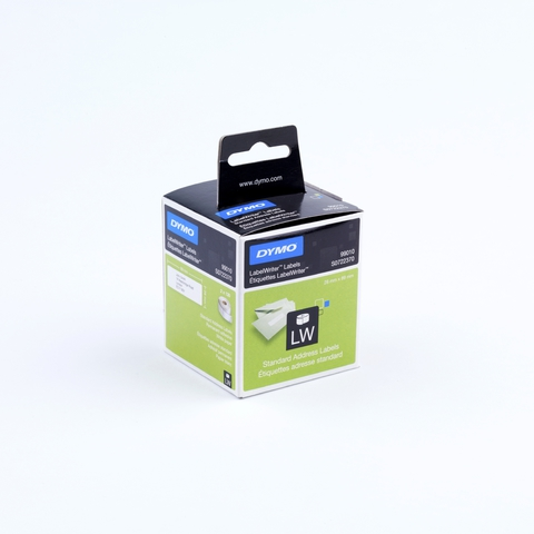 Etikett LabelWriter, Adressetikett, Papier, 89 x 28 mm, weiß