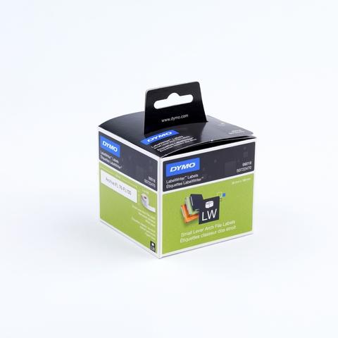 Etikett LabelWriter, Ordner, Papier, 38 x 190 mm, weiß