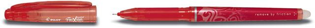 Tintenkuli FRIXION point BL-FRP5, Kappe, 0,3 mm, Schreibf.: rot
